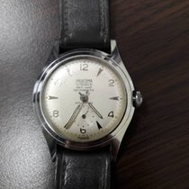 Morellato 34mm Manual winding 1960 pre-owned Silver (solid)