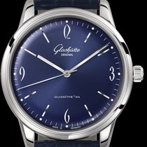 Glashütte Original 1-39-52-06-02-04 Steel 2020 Sixties 39mm new