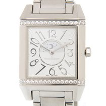 Jaeger-LeCoultre Reverso Stainless Steel White Automatic Q7058130