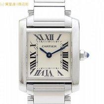 カルティエ (Cartier) カルティエ タンクフランセーズSM W51008Q3