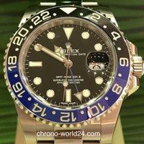 Rolex GMT-Master II Ref. 116710 BLNR Box/Papiere 12/2016