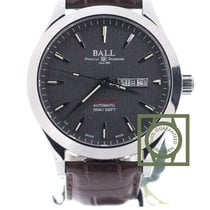 Ball Steel 43mm Automatic NM2028C-LFCJ-GY new