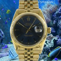 Rolex Oyster Perpetual Date Gelbgold