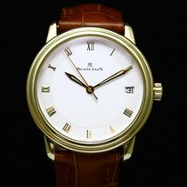 Blancpain Ultra Slim Limited Edition To Only 333 Pieces,- 18K...
