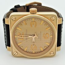 Bell & Ross BR01-92 Ignot Rose Gold Limited Edition Watch
