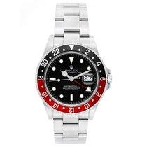 Rolex GMT - Master II Coke Bezel Men's Watch 16710