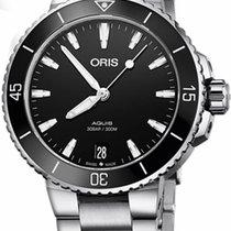 Oris Women's watch Aquis Date 36.5mm Automatic new Watch only