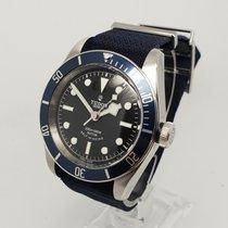 Tudor Black Bay Mens Steel Watch