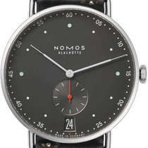 NOMOS Metro 38 Datum Steel 38.5mm Black Arabic numerals United States of America, Florida, Naples