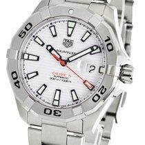 3ebaff8ce72f TAG Heuer WAY2013.BA0927 Aquaracer 300M 43mm new. TAG Heuer Aquaracer White  Dial Automatic 43mm Men s Watch.