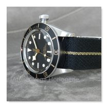 Tudor 79030N-0003 Staal 2018 Black Bay Fifty-Eight 39mm nieuw