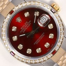Rolex Ατσάλι 36mm Αυτόματη Datejust μεταχειρισμένο