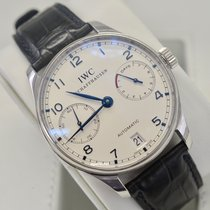 IWC Steel Automatic IW500107 pre-owned