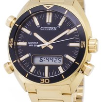Citizen JM5462-56E New Gold/Steel 45mm Quartz Singapore, Singapore