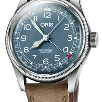 Oris Big Crown Pointer Date new Automatic Watch only 75477414065LS