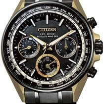 Citizen Titanium 44mm Quartz CC4004-66E new