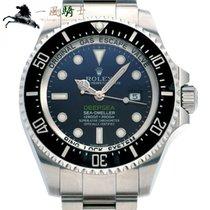 Rolex Sea-Dweller Deepsea Ocel 44mm