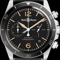 Bell & Ross Steel 41mm Automatic BRV294-HER-STSRB new Australia, Glen Huntly, Victoria