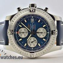 Breitling Colt Chronograph Automatic Stahl 44mm Blau Keine Ziffern Deutschland, Iffezheim