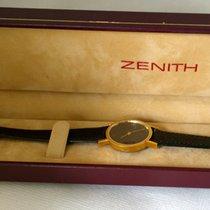 Zenith new Quartz 24mm Gold/Steel Sapphire Glass
