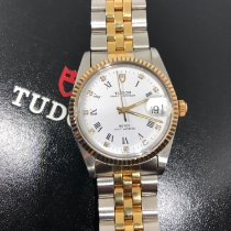 Tudor Gold/Steel 34mm Automatic 74033 pre-owned Singapore, Singapore