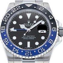 Rolex GMT-Master II Steel 40mm Blue No numerals United Kingdom, London