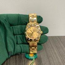 Rolex Lady-Datejust Pearlmaster 81318 2019 nuevo