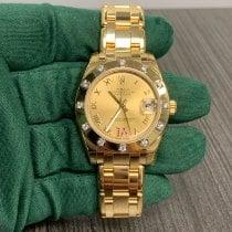 Rolex Lady-Datejust Pearlmaster 81318 2019 новые