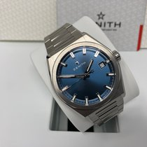 Zenith Titanium 41mm Automatic 95.9000.670/51.M9000 new