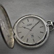 爱罗 手表 二手 2000 银 48mm 罗马数字 石英 仅有手表