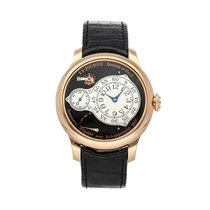F.P.Journe pre-owned Manual winding 42mm Black 3 ATM