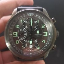 Victorinox Swiss Army Infantry Staal 44mm