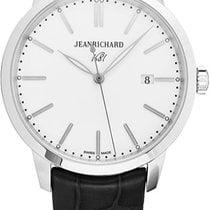 JeanRichard Steel Automatic 6030011131-AA6 new United States of America, New York, Brooklyn