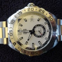 TAG Heuer Formula 1 Calibre 6 pre-owned 43mm White Date Steel