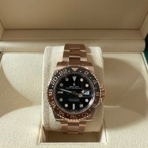 勞力士 GMT-Master II 新的 2020 自動發條 附正版包裝盒和原版文件的手錶 126715