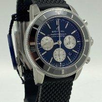 Breitling Superocean Héritage II Chronographe neu 2020 Automatik Chronograph Uhr mit Original-Box AB0162121B1S1