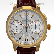 Maurice Lacroix Masterpiece new 2020 Manual winding Chronograph Watch with original box and original papers MP7008-PG101-1
