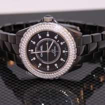 Chanel Steel 38mm Automatic J12 new
