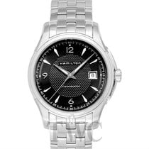 Hamilton Jazzmaster Viewmatic Auto Black Steel 40mm - H32515135