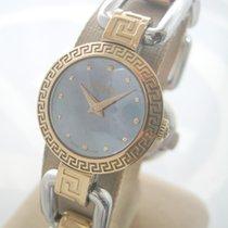 Versace Gold/Steel Quartz pre-owned