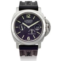 Panerai | A Special edition Stainless Steel Automatic Wristwat...