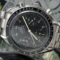 Omega Speedmaster Chronograph Automatic Steel Mens Watch & Band