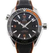 Omega Seamaster Planet Ocean Co-Axial Master Chronometer 44 Date