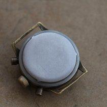 Hanhart military pilot`s WWII chronograph Hanhart cal 40 wrist...