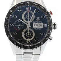 TAG Heuer Carrera Day-Date Chronograph CV2A10 Watch with...
