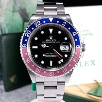 Rolex GMT-Master 16700 Pepsi / 1998 / Box and Papers