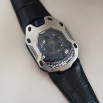 Urwerk Titanium UR-105M pre-owned UAE, Gold and Diamond Park Bulding #5 Dubai