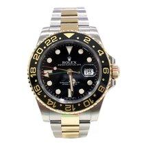 Rolex GMT Master II Ref. 116713 Gold/Steel Full Set