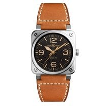 Bell & Ross BR 03-92 Steel BR0392-ST-G-HE/SCA/2 2020 new