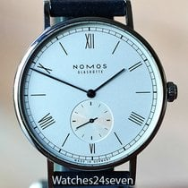 NOMOS Steel 40mm Automatic Ludwig Automatik pre-owned United States of America, Missouri, Chesterfield
